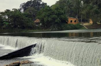 Balmuri And Edmuri Waterfalls, Mysore