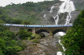Dudhsagar Falls, South Goa