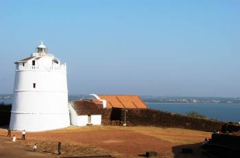 Fort Aguada, North Goa