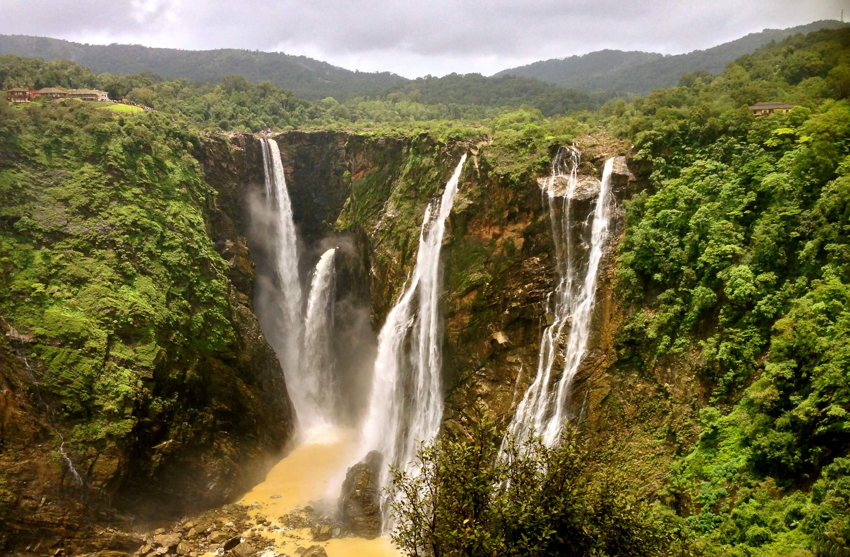 Trek To Jog Falls