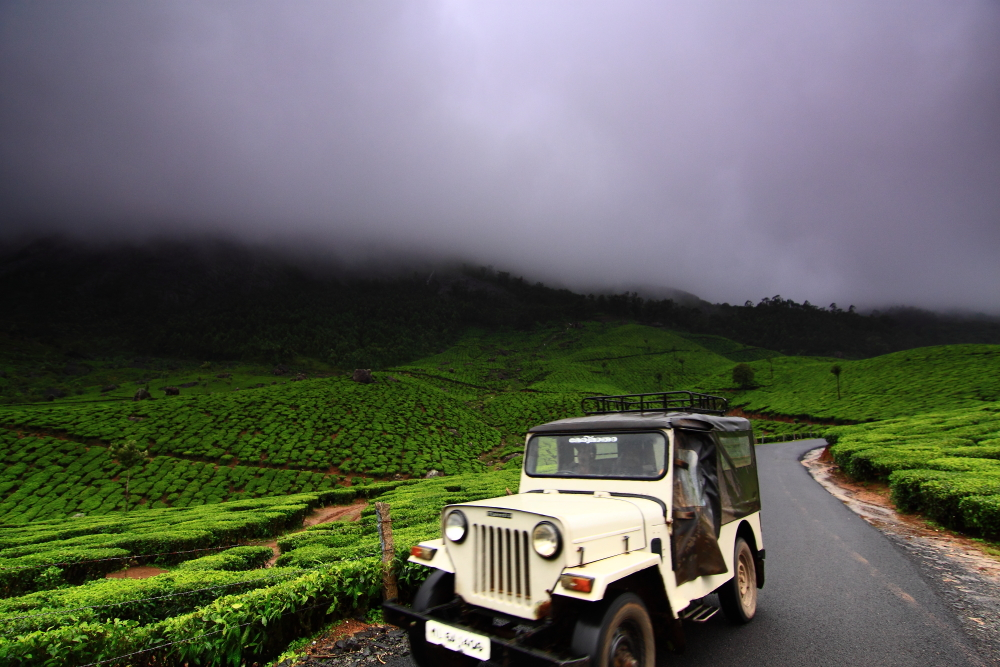 Off Road Jeep Hd Wallpaper >> Munnar, Munnar (Kerala) - Outing - Hill Station | Make My Hangout