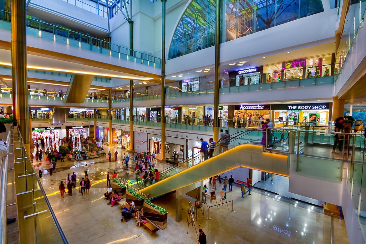 Orion Mall Bangalore Karnataka Mall Mall Make My