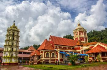 Shanta Durga Temple, North Goa