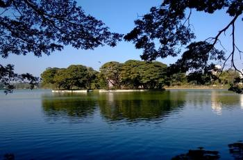 Ulsoor Lake, Bangalore